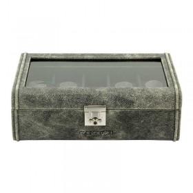 Шкатулка для хранения часов и запонок 27022-8