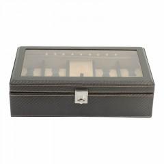 Шкатулка для хранения часов с подсветкой 32059-3